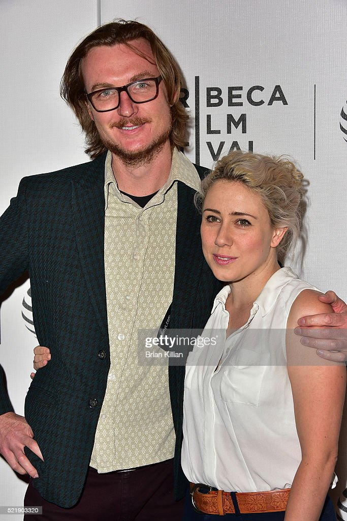 Director Mikey Hill and Jennifer Smith attend the Shorts Program: Whoopi's Shorts - 2016 Tribeca Film Festival at Spring Studios on April 17, 2016 in New York City.