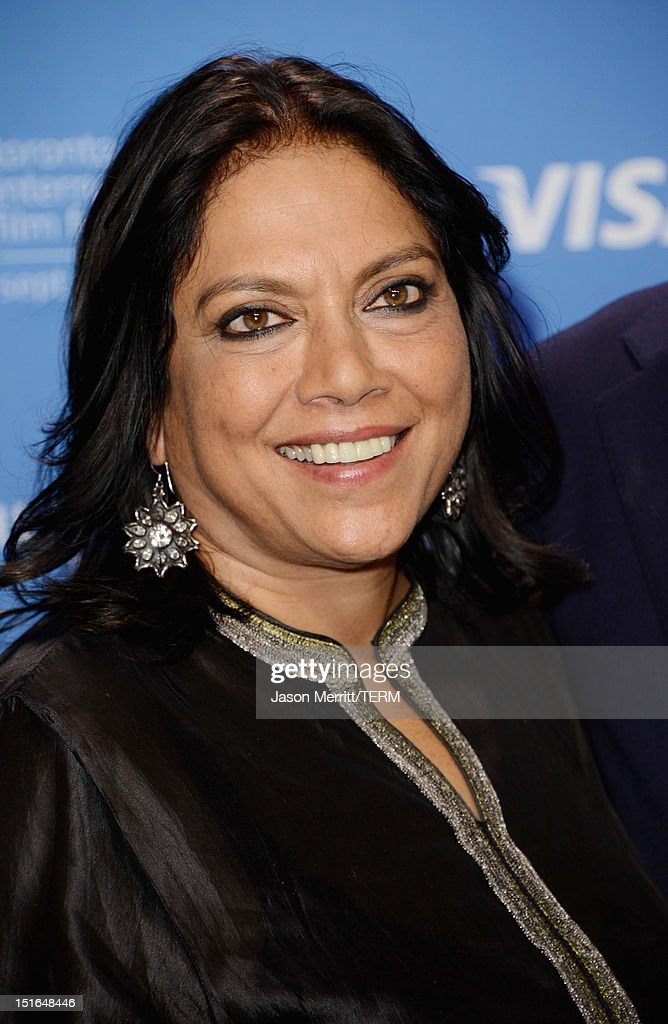 Director Mira Nair attends 'The Reluctant Fundamentalist' Photo Call during the 2012 Toronto International Film Festival at TIFF Bell Lightbox on...