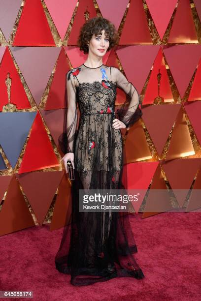 Director Miranda July attends the 89th Annual Academy Awards at Hollywood Highland Center on February 26 2017 in Hollywood California