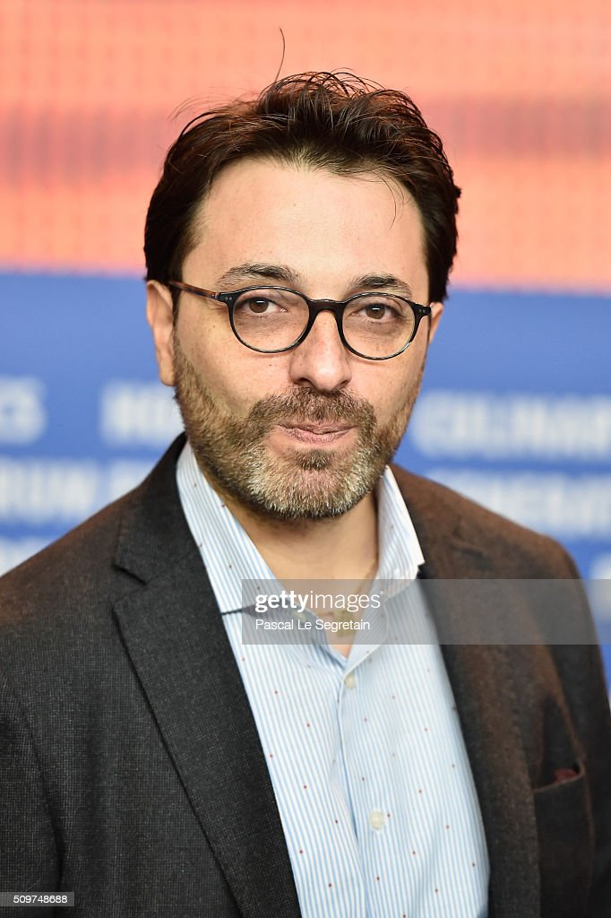 Director Mohamed Ben Attia attends the 'Inhebbek Hedi' press conference during the 66th Berlinale International Film Festival Berlin at Grand Hyatt Hotel on February 12, 2016 in Berlin, Germany.