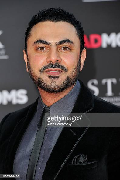 ... Director <b>Mohamed Karim</b> attends the Premiere of STX Entertainment's 'Bad ... - director-mohamed-karim-attends-the-premiere-of-stx-entertainments-bad-picture-id583630238?s=594x594