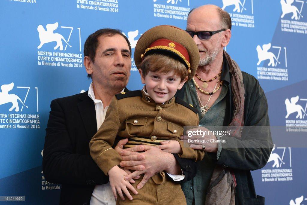 'The President' - Photocall -  71st Venice Film Festival