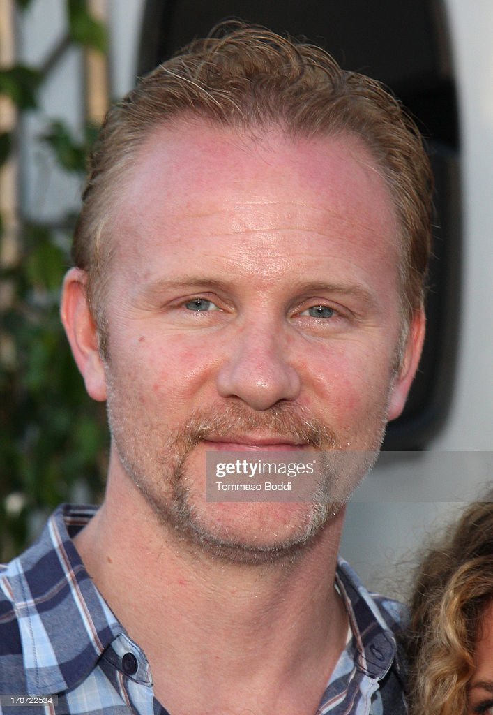 Director Morgan Spurlock attends the HBO Docs Reception during the 2013 Los Angeles Film Festival at L.A. Live Event Deck on June 16, 2013 in Los Angeles, California.