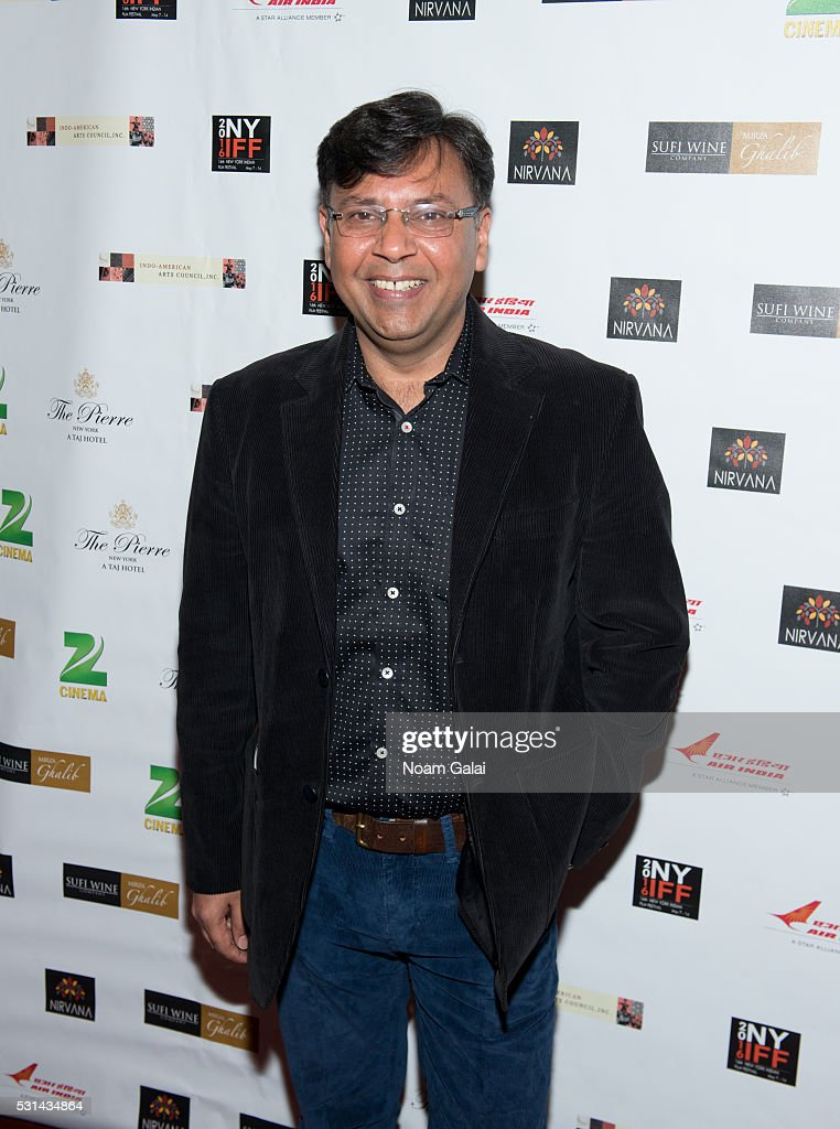 Director Munish Bhardwaj attends the closing night of the 16th Annual New York Indian Film Festival at Jack H. Skirball Center for the Performing Arts on May 14, 2016 in New York City.