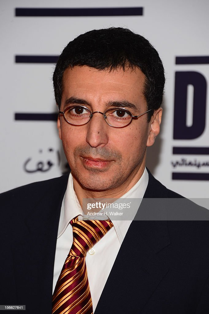 Director Nadir Mokneche attends the Awards Ceremony at the Al Rayyan Theatre during the 2012 Doha Tribeca Film Festival on November 22, 2012 in Doha, Qatar.