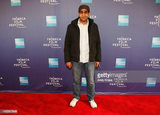 Director Namir Abdel Messeeh attends Tribeca Talks After The Movie 'Virgin The Copts And Me' during the 2012 Tribeca Film Festival at the School of...