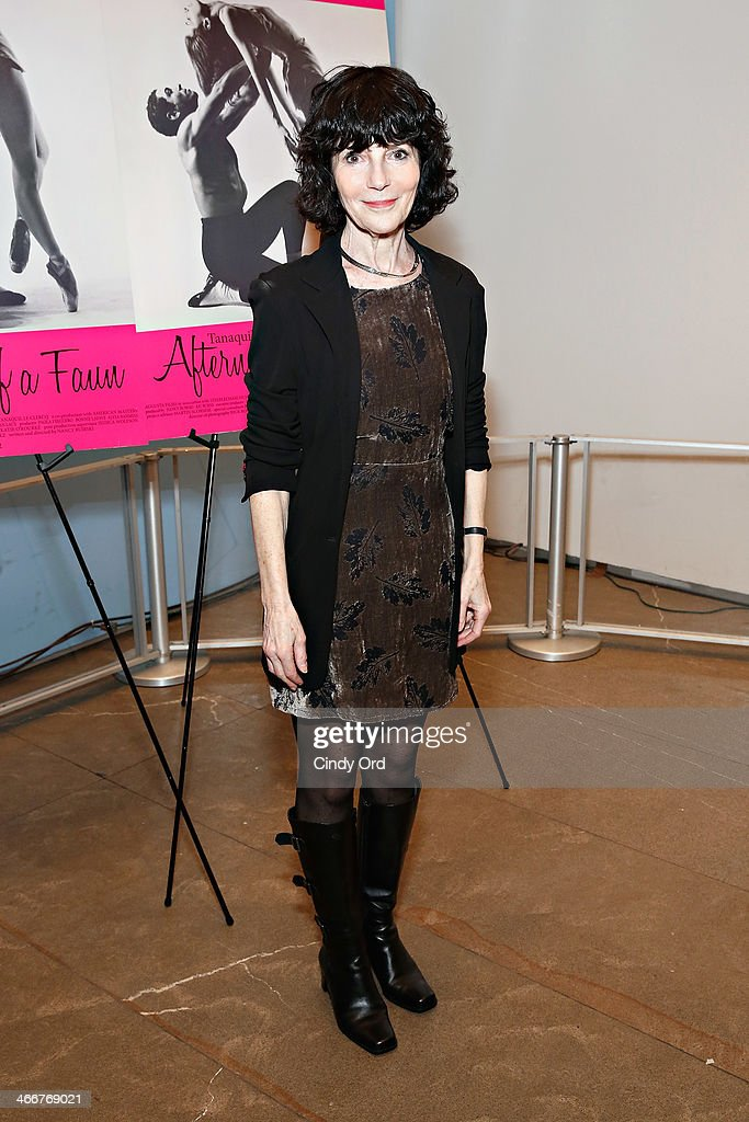 Director Nancy Buirski attends the 'Afternoon Of A Faun' screening on February 3, 2014 in New York City.