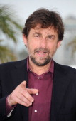 Director Nanni Moretti attends the 'Habemus Papam' Photocall during the 64th Annual Cannes Film Festival at the Palais des Festivals on May 13 2011...