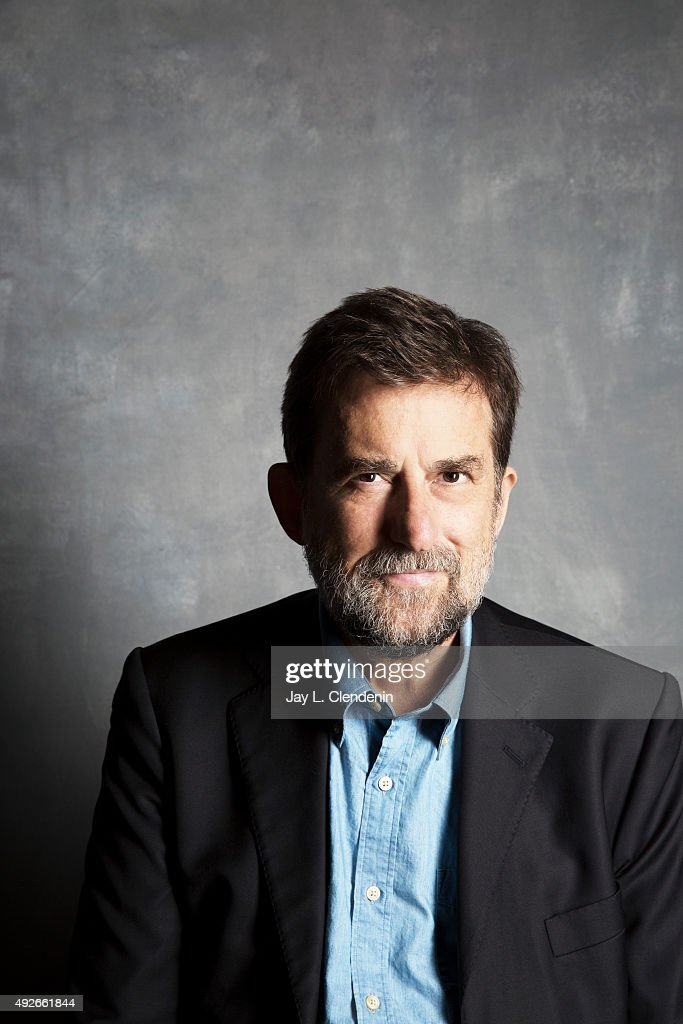Director Nanni Moretti from the film 'Mia Madre' is photographed for Los Angeles Times on September 25, 2015 in Toronto, Ontario. PUBLISHED IMAGE.