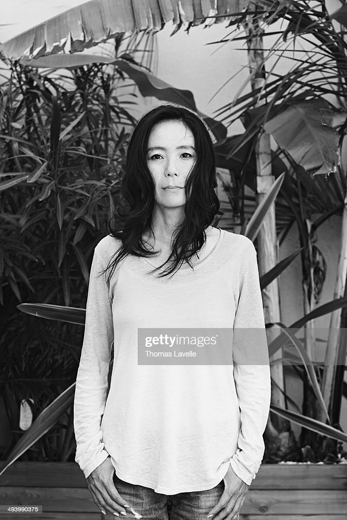 Director <a gi-track='captionPersonalityLinkClicked' href=/galleries/search?phrase=Naomi+Kawase&family=editorial&specificpeople=3267953 ng-click='$event.stopPropagation()'>Naomi Kawase</a> is photographed for Self Assignment on May 21, 2014 in Cannes, France.
