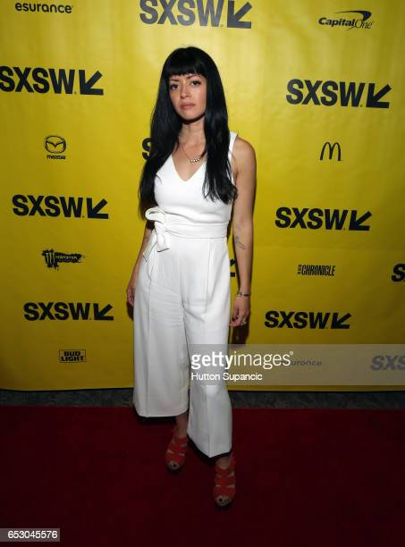Director Natalia Leite attends the premiere of 'MFA' during 2017 SXSW Conference and Festivals at Stateside Theater on March 13 2017 in Austin Texas