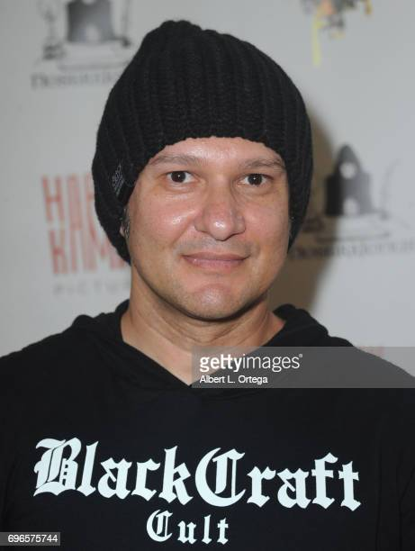 Director Neil D'Monte arrives for the Premiere Of 'Front Men' And 'Like Them' held at The Downtown Independent on June 15 2017 in Los Angeles...