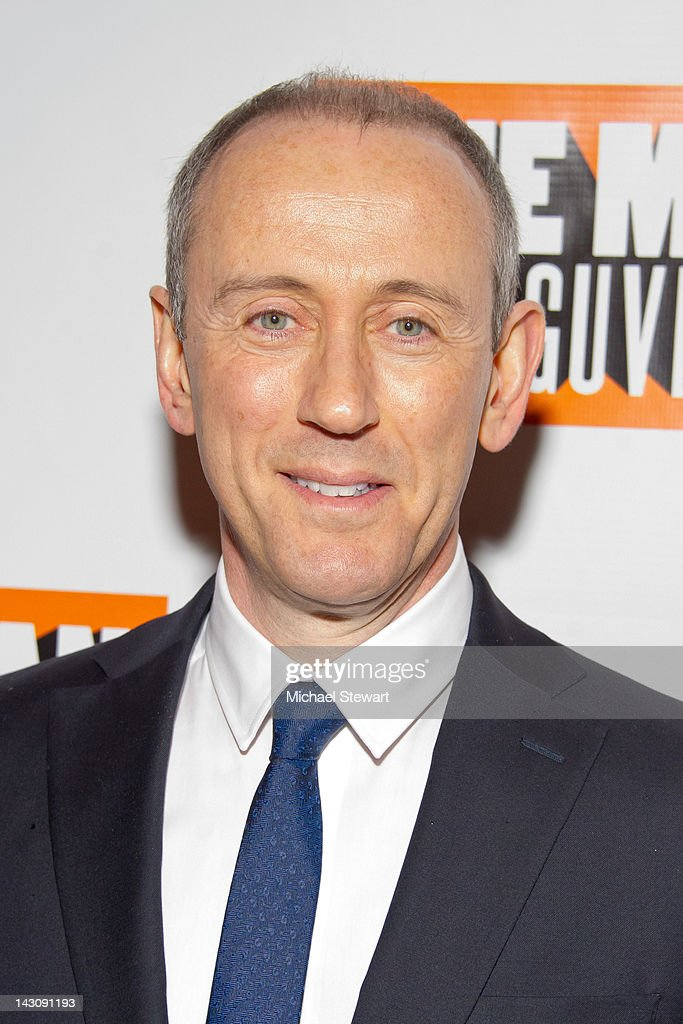 Director <a gi-track='captionPersonalityLinkClicked' href=/galleries/search?phrase=Nicholas+Hytner&family=editorial&specificpeople=585953 ng-click='$event.stopPropagation()'>Nicholas Hytner</a> attends the 'One Man, Two Guvnors' opening night party at The Liberty Theatre on April 18, 2012 in New York City.
