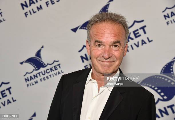 Director Nick Broomfield attends the screening of centerpiece 'Whitney Can I Be Me' during the 2017 Nantucket Film Festival Day 4 on June 24 2017 in...