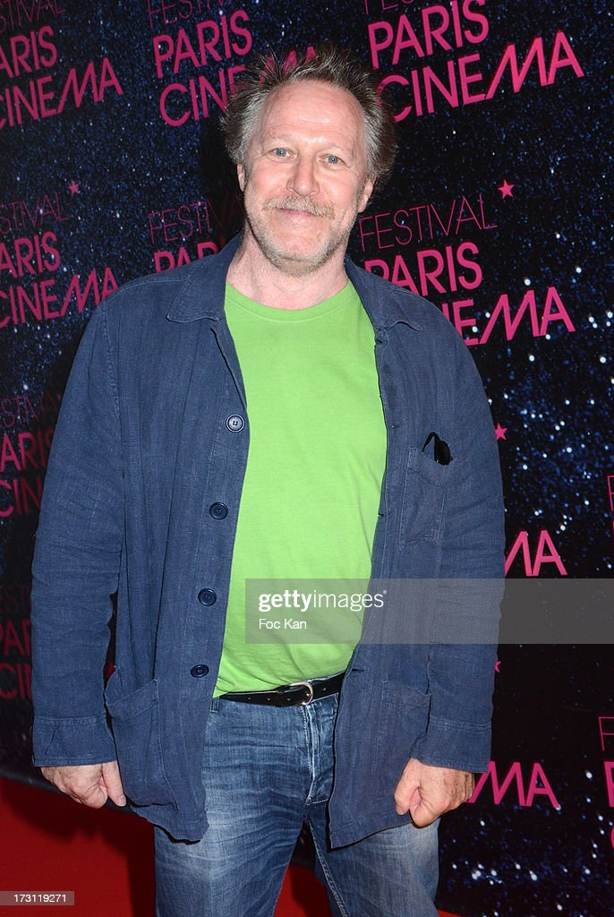 Director Nicolas Philibert attends 'La Vie D'Adele' Paris Premiere At MK2 Bibliotheque on July 7, 2013 in Paris, France.