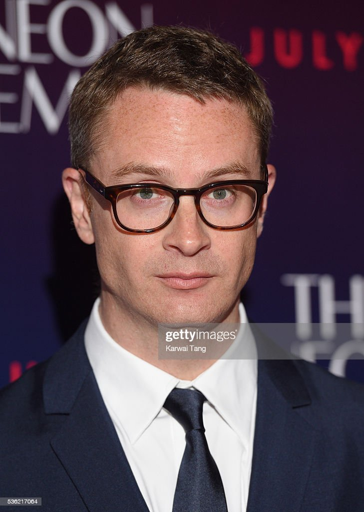 Director <a gi-track='captionPersonalityLinkClicked' href=/galleries/search?phrase=Nicolas+Winding+Refn&family=editorial&specificpeople=5498587 ng-click='$event.stopPropagation()'>Nicolas Winding Refn</a> arrives for the UK Premiere of The Neon Demon at the Picturehouse Central on May 31, 2016 in London, United Kingdom.