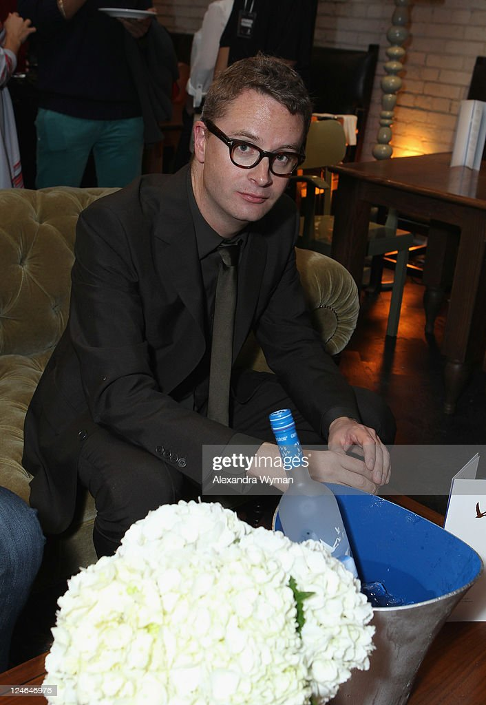 Director Nicolas Winding Refn attends the 'Drive' party hosted by GREY GOOSE Vodka at Soho House Pop Up Club during the 2011 Toronto International Film Festival on September 10, 2011 in Toronto, Canada.