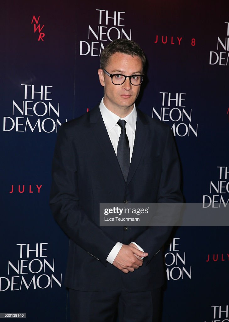 Director <a gi-track='captionPersonalityLinkClicked' href=/galleries/search?phrase=Nicolas+Winding+Refn&family=editorial&specificpeople=5498587 ng-click='$event.stopPropagation()'>Nicolas Winding Refn</a> attends 'The Neon Demon' UK premiere at the Picturehouse Central on May 31, 2016 in London, England.