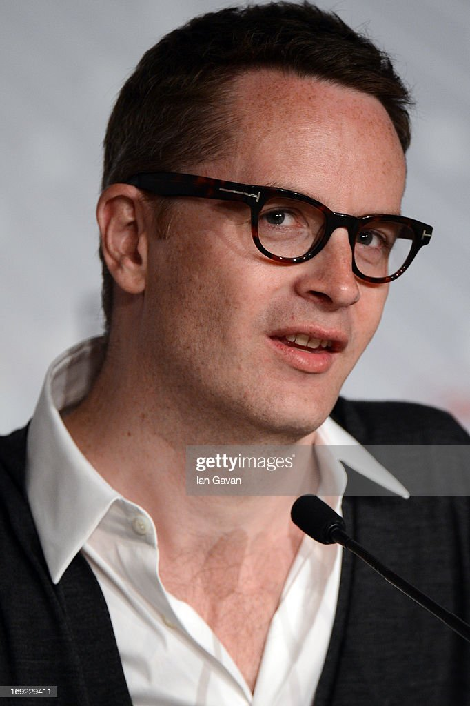 Director <a gi-track='captionPersonalityLinkClicked' href=/galleries/search?phrase=Nicolas+Winding+Refn&family=editorial&specificpeople=5498587 ng-click='$event.stopPropagation()'>Nicolas Winding Refn</a> attends the 'Only God Forgives' Press Conference during the 66th Annual Cannes Film Festival on May 22, 2013 in Cannes, France.