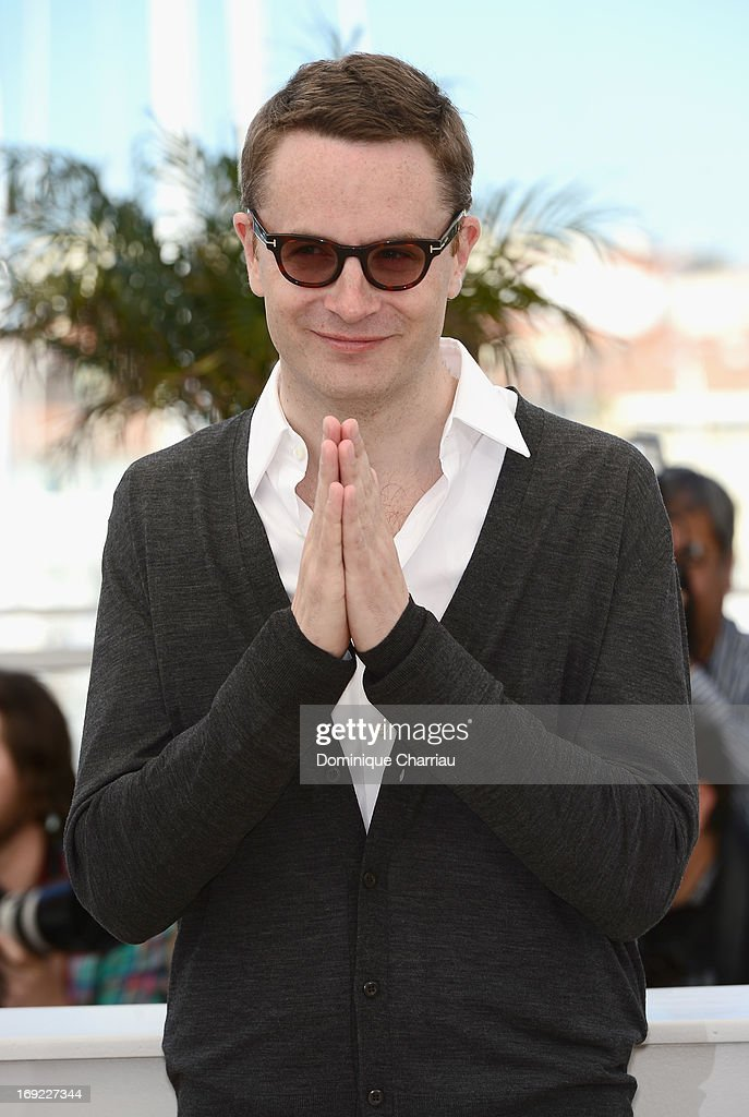 Director Nicolas Winding Refn attends the photocall for 'Only God Forgives' during The 66th Annual Cannes Film Festival at the Palais des Festivals...
