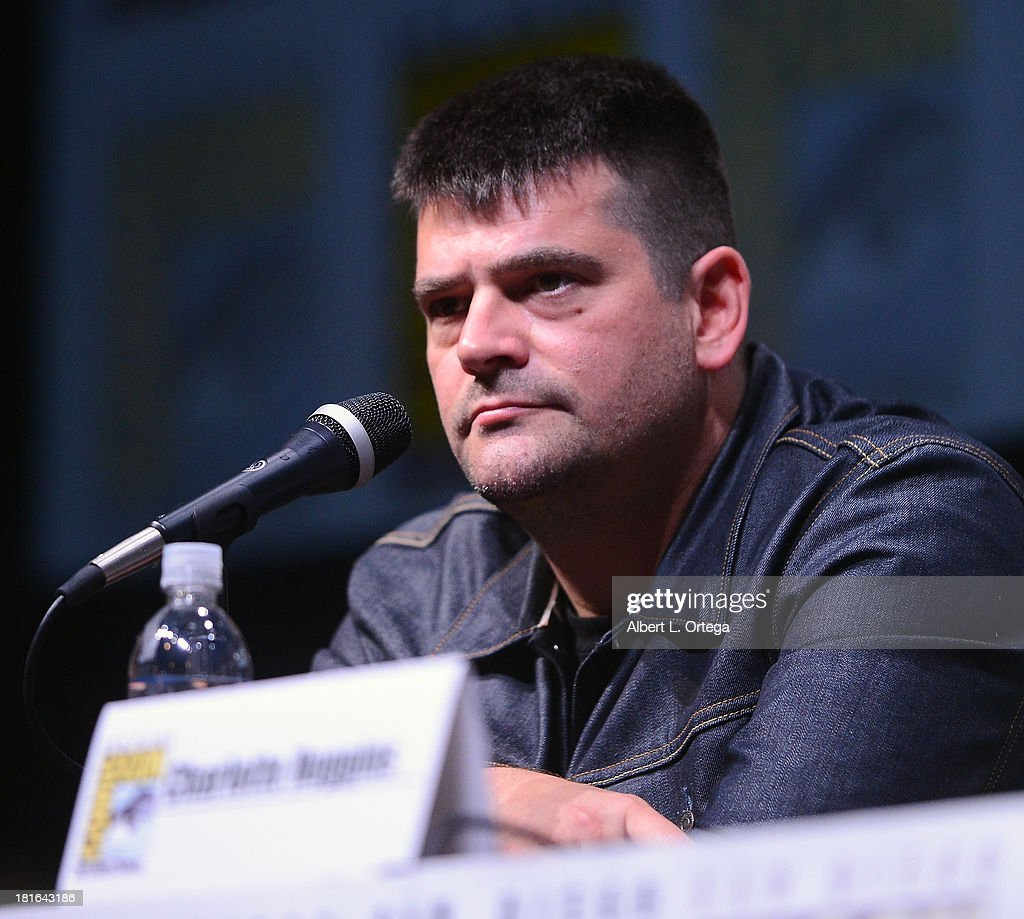 Director Nimród Antal attends At The DriveIn With Metallica's 'Through The Never' as part of ComicCon International 2013 held at San Diego Convention...