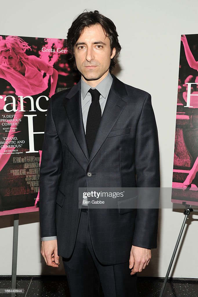Director Noah Baumbach attends 'Frances Ha' New York Premiere at MOMA on May 9, 2013 in New York City.
