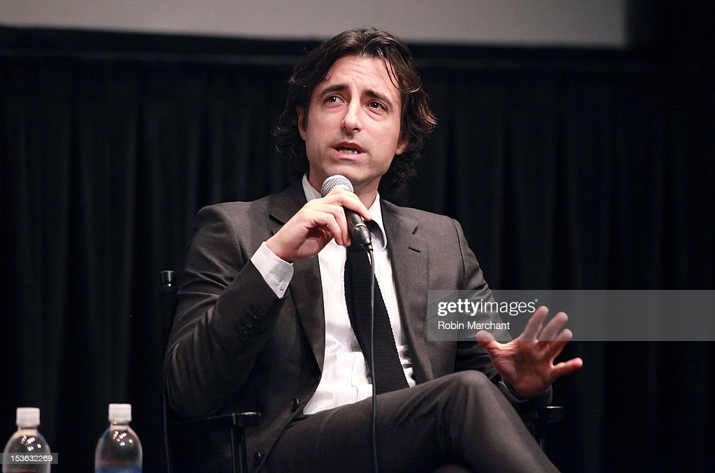 Director <a gi-track='captionPersonalityLinkClicked' href=/galleries/search?phrase=Noah+Baumbach&family=editorial&specificpeople=841432 ng-click='$event.stopPropagation()'>Noah Baumbach</a> attends On Cinema during the 50th New York Film Festival at Lincoln Center on October 7, 2012 in New York City.