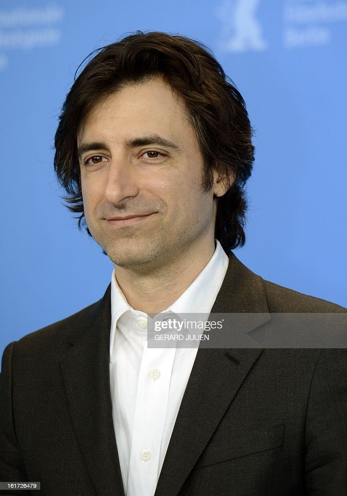 US director Noah Baumbach poses during a photocall for the film 'Frances Ha' presented in the Panorama Special category of the 63rd Berlin International Film Festival in Berlin on February 14, 2013.
