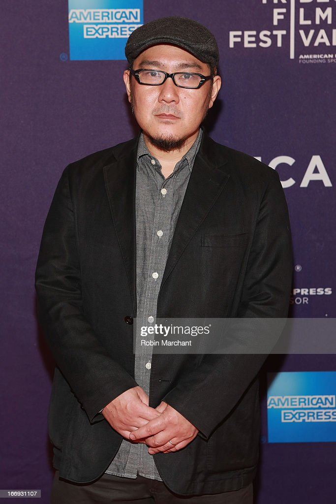 Director Nobuteru Uchida attends the 'Odayaka' World Premiere during the 2013 Tribeca Film Festival on April 18, 2013 in New York City.