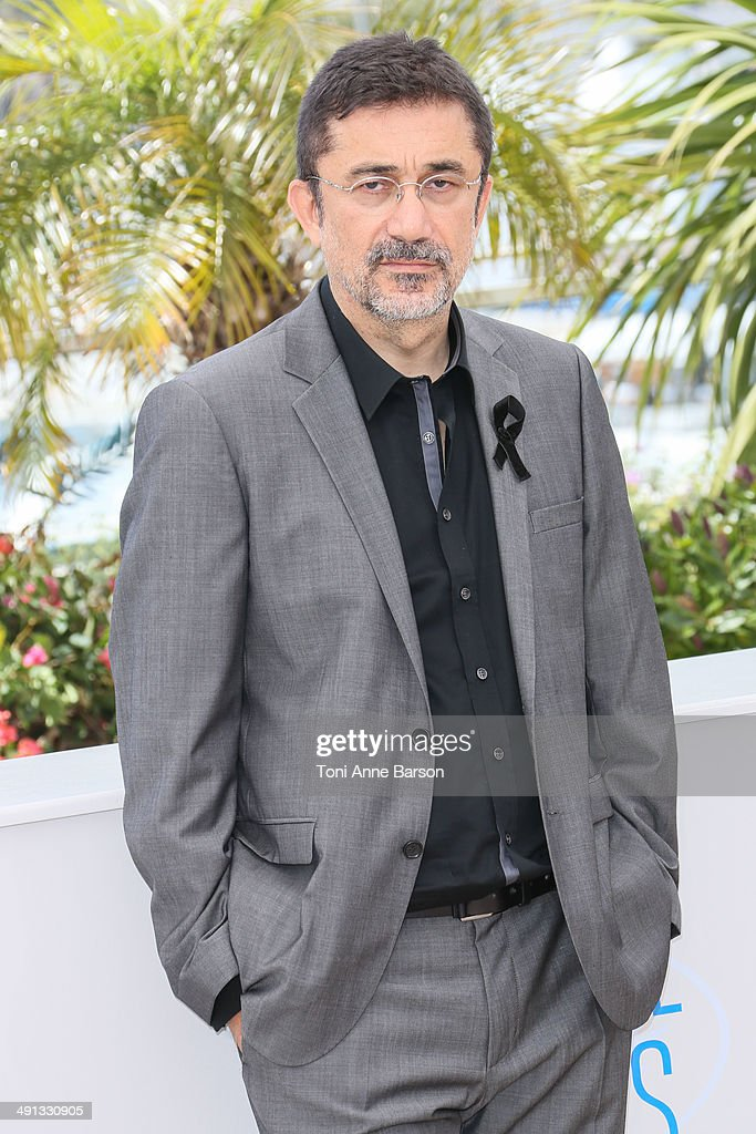 Director Nuri Bilge Ceylan attends the 'Winter Sleep' photocall at the 67th Annual Cannes Film Festival on May 16, 2014 in Cannes, France.