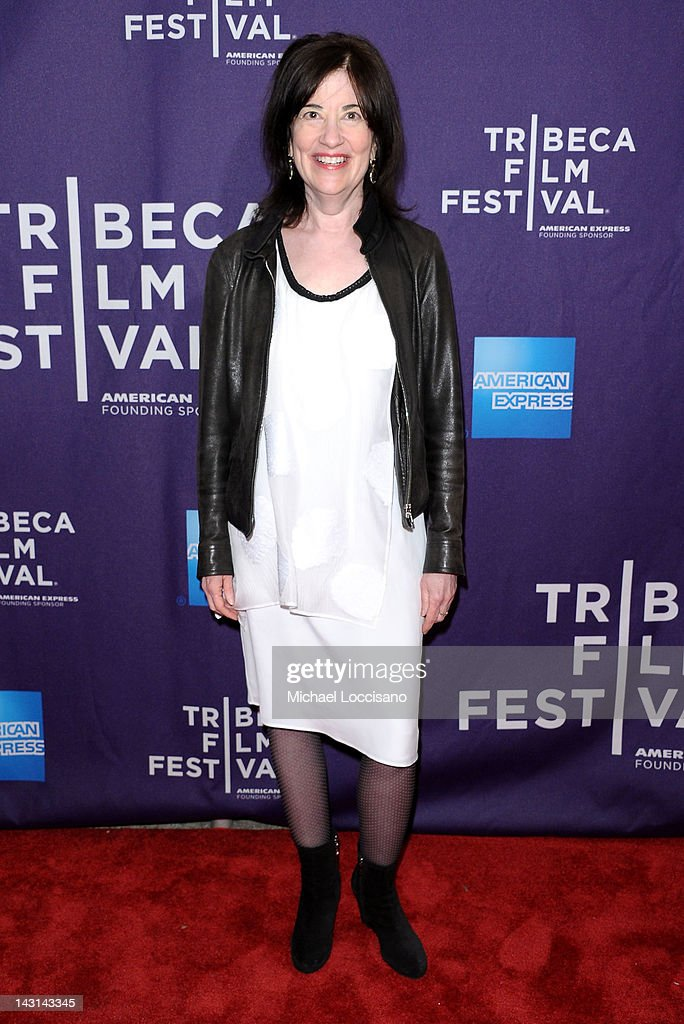 Director of Beauty Culture Nancy Etcoff attends the 'Triptych' Shorts Program during the 2012 Tribeca Film Festival at the AMC Lowes Village on April 19, 2012 in New York City.