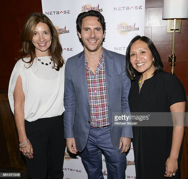 Director of Brand Marketing North America W Hotels Worldwide Suzanne Cohen Executive Director of Sales LiveIntent Brett Wagner and Director of...