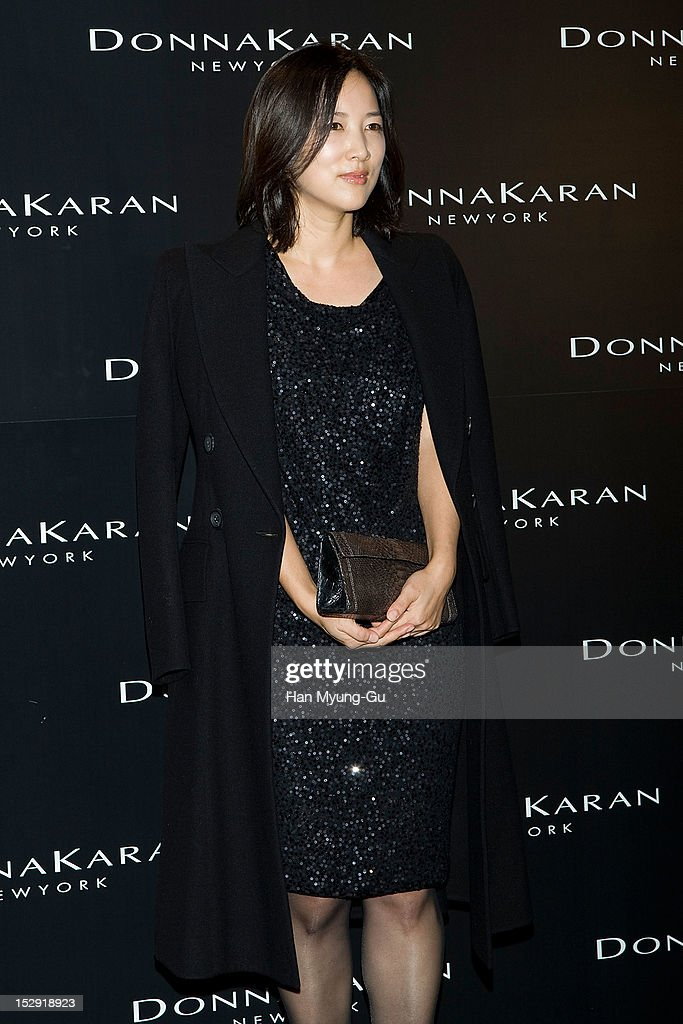 Director of Communications for Pyeongchang 2018, Theresa Rah (Rah Seung-Yeon) attends during the Donna Karan Korea Celebrates 1th Anniversary of 'Women Who Inspire' Launching Party at Donna Karan Gangnam store on September 26, 2012 in Seoul, South Korea.