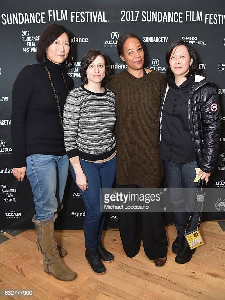 Director of Creative Producing at Sundance Institute Anne Lai Filmmakers Maggie Betts Eliza Hittman and Sundance Film Festival Senior Programmer Kim...