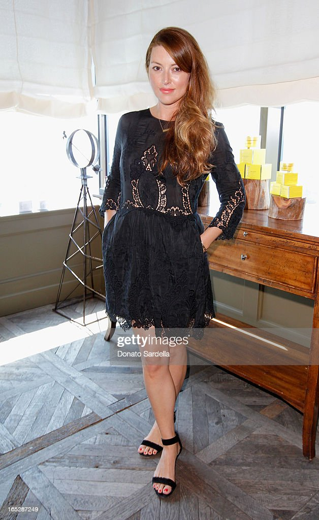 Director of Entertainment and PR of Jimmy Choo Sara Riff attends the Rodial 10th Anniversary Luncheon on April 2, 2013 in West Hollywood, California.