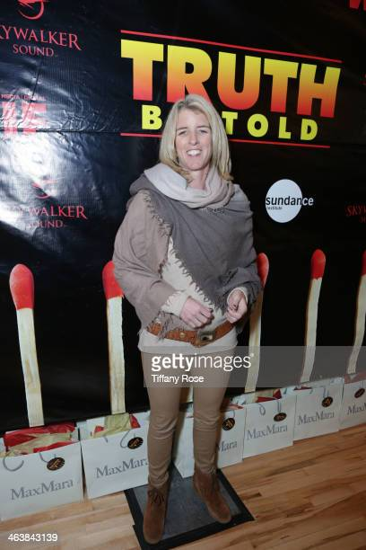 Director of Last Days on Vietnam Rory Kennedy attends Women In Film Presents the Eighth Annual Sundance Filmmakers Panel on January 19 2014 in Park...