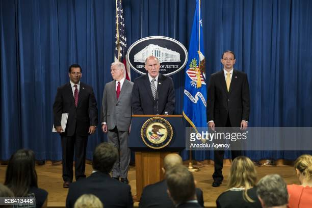 Director of National Intelligence Dan Coats announces that the National Insider Threat Task Force will be increasing its efforts to combat the...