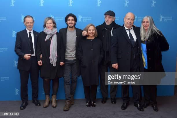 Director of photography Jose Luis Alcaine producer Anne Deluz actor Chino Darin producer Cristina Huete director Fernando Trueba actor Antonio...