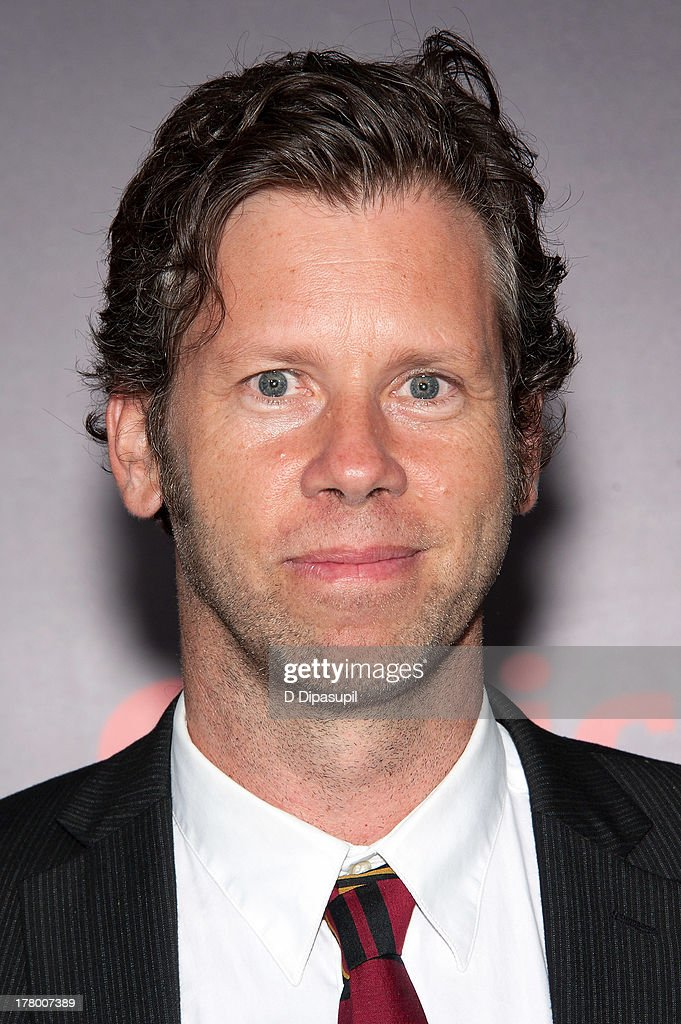 Director of photography Tom Krueger attends the New York premiere of 'One Direction: This Is Us' at the Ziegfeld Theater on August 26, 2013 in New York City.