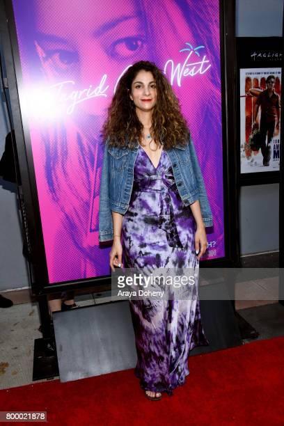 Director of Programming Roya Rastegar attends the Closing Night Screening of 'Ingrid Goes West' during the 2017 Los Angeles Film Festival at ArcLight...