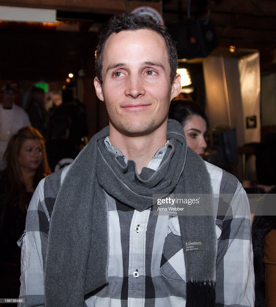 Director of Rebel, Rebel, Rebel Kyle Schneider attends the Social Lodge At Sundance Film Festival at Cisero's Bar on January 19, 2013 in Park City, Utah.