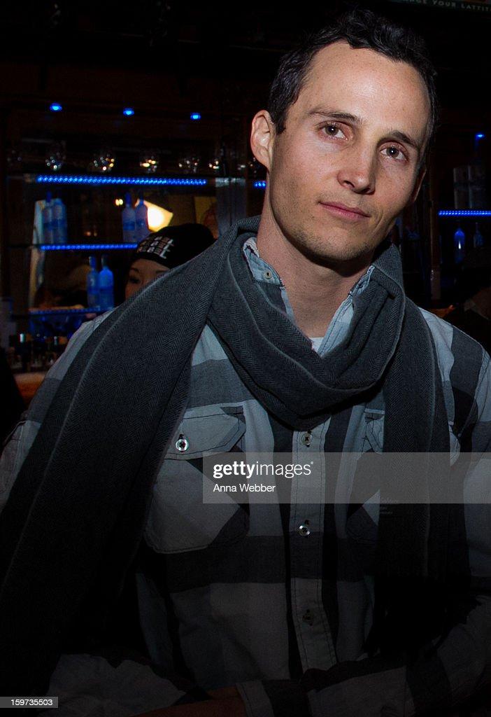 Director of Rebel, Rebel, Rebel Kyle Schneider attends the Social Lodge At Sundance Film Festival at Cisero's Bar on January 19, 2013 in Park City, Utah.