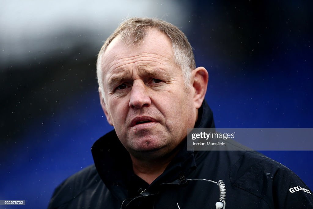 Saracens v Newcastle Falcons - Anglo-Welsh Cup