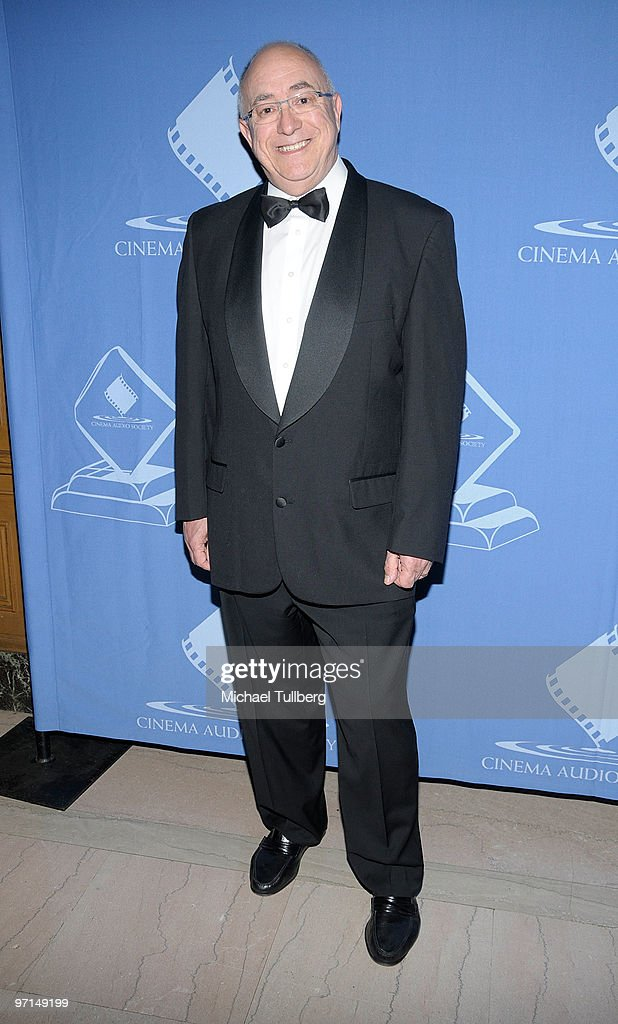 Director of Sound Design at Skywalker Sound Randy Thom arrives at the 46th Annual Cinema Audio Society Awards held at the Millennium Biltmore Hotel...