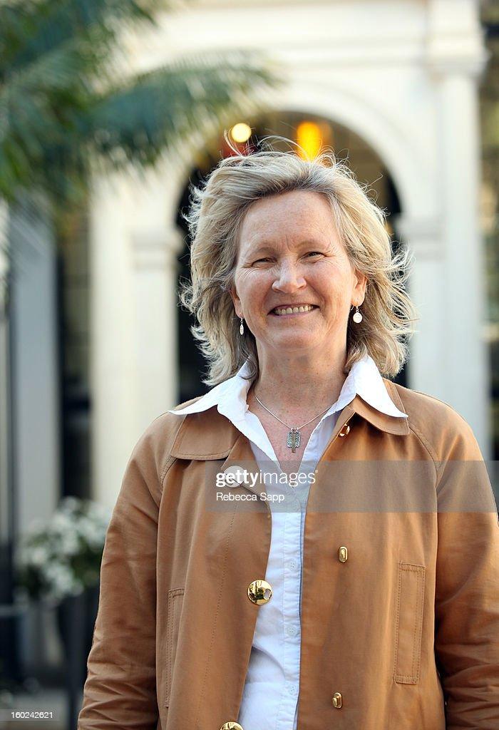 Director of the film 'Greenwich Village: Music that Defined a Generation' Laura Archibald attends the 28th Santa Barbara International Film Festival on January 28, 2013 in Santa Barbara, California.