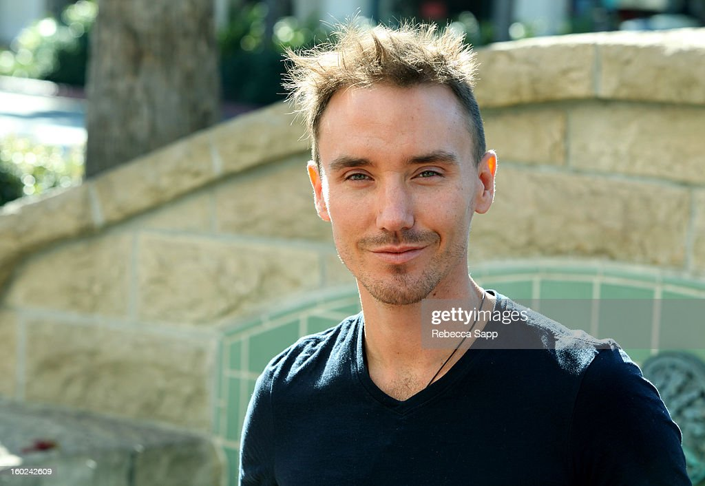 Director of the film 'Revolution' Rob Stewart attends the 28th Santa Barbara International Film Festival on January 28, 2013 in Santa Barbara, California.
