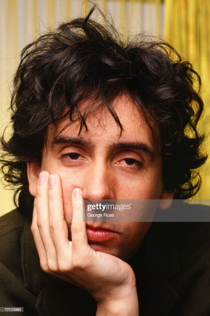 Director of the first 'Batman' movie and 'Batman Returns,' Tim Burton, poses during a 1989 West Hollywood, California, photo portrait session. In addition to his 'Batman' fame, Burton went on to direct such eclectic hits as 'Ed Wood,' 'Beetle Juice,' 'Edward Scissorhands,' and the 'Corpse Bride.'