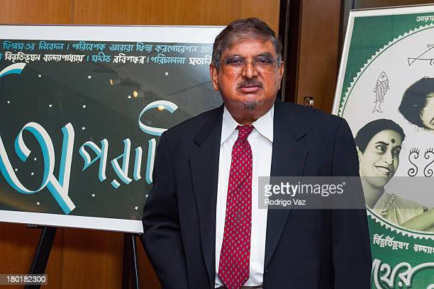 Director of the Satyajit Ray Film and Study Center Collection at UCSC Dilip Basu attends the Academy of Motion Picture Arts and Sciences' Screening...