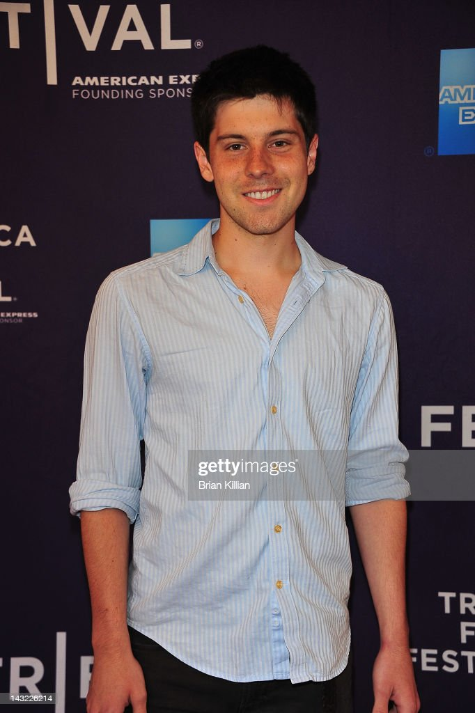 Director of the short Finding Benjamin, John Wikstrom, attends Shorts Program: Help Wanted during the 2012 Tribeca Film Festival at the AMC Loews Village 7 on April 21, 2012 in New York City.