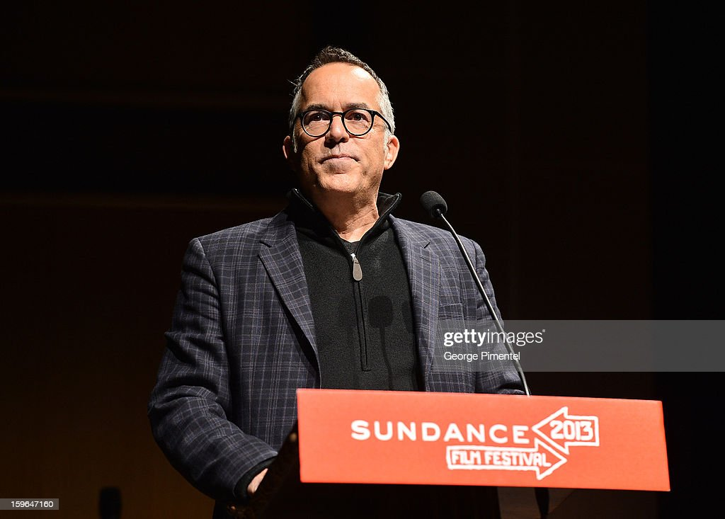 Director of the Sundance Film Festival John Cooper attends the 'May In The Summer' premiere during the 2013 Sundance Film Festival at Eccles Center Theatre on January 17, 2013 in Park City, Utah.